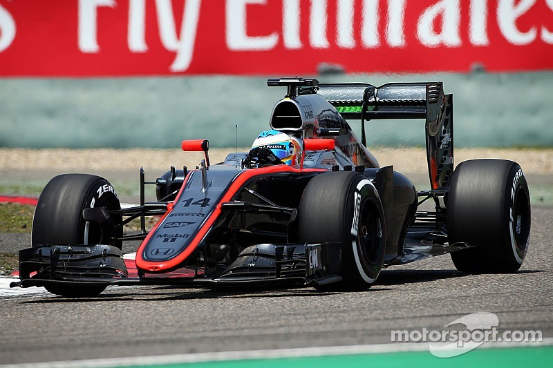 McLaren - Nous serons pleinement compétitifs fin 2016