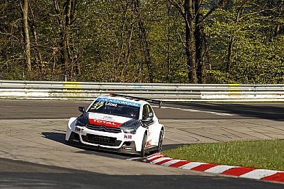 'Pechito' López domina pruebas en Nürburgring