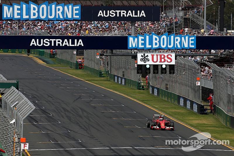 """Australia no duda sobre su """"estatus"""" de GP de apertura"""