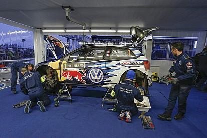 Un coup d'arrêt pour Volkswagen et Ogier en Argentine