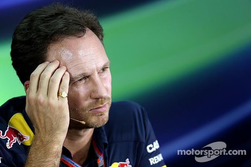 Хорнер: Люди в Red Bull разочарованы