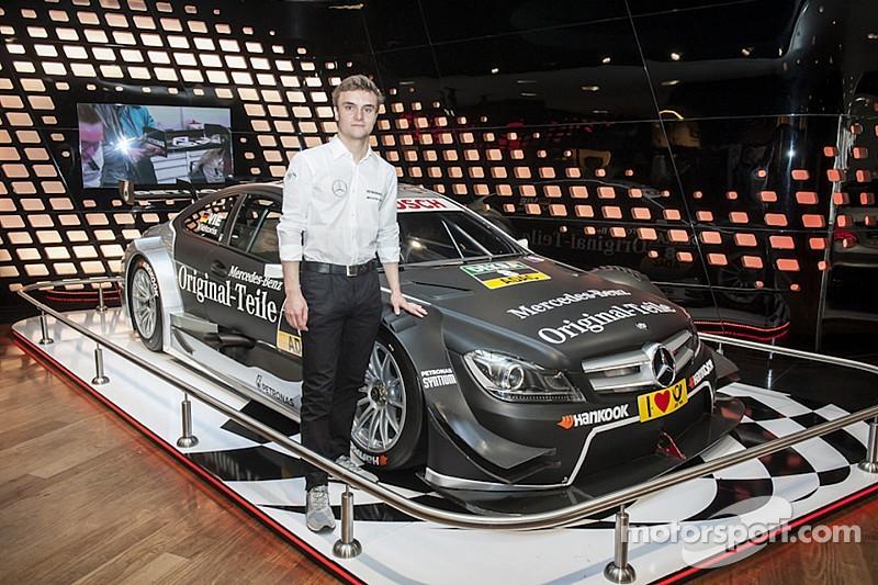 Lucas Auer prêt pour ses grands débuts en DTM avec ART Grand Prix