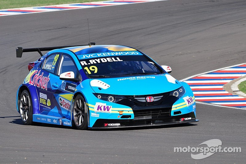 Rickard Rydell is set to miss Hungaroring race