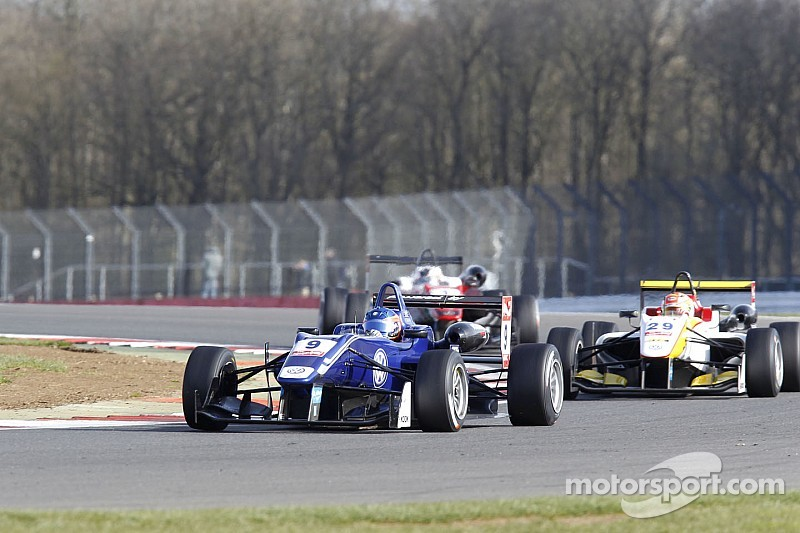 Rosenqvist asegura la pole en Hockenheim