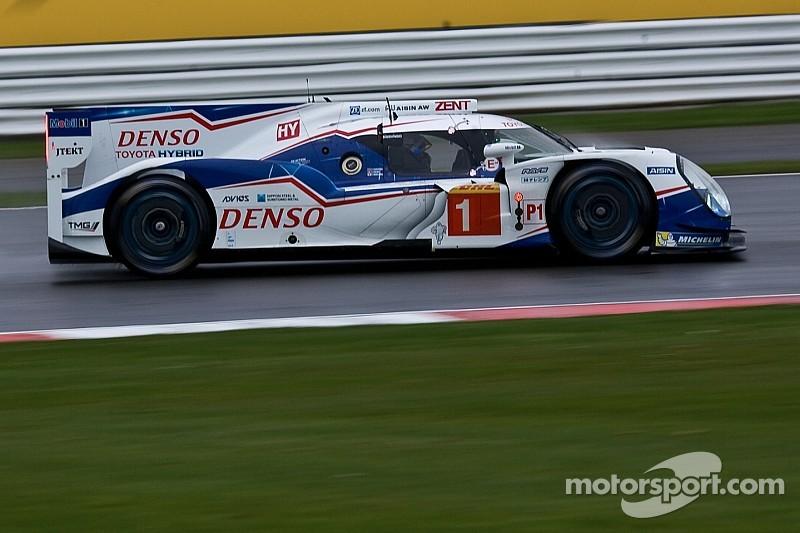 Vertèbre fracturée et incertitude pour Nakajima en vue du Mans