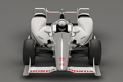 Honda muestra su aero kit para las 500 Millas