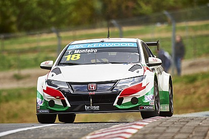 Tiago Monteiro tiene altas expectativas para Hungría