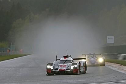 Audi aventaja antes de la calificación