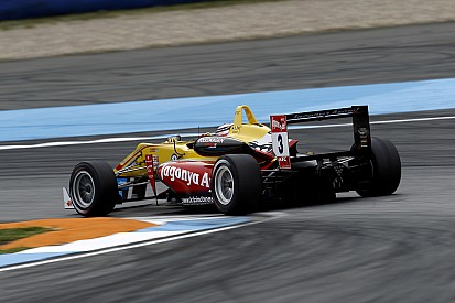 Giovinazzi vence a Rosenqvist para ganar en Hockenheim