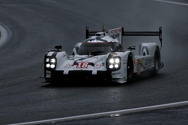 Triplete de Porsche en Spa-Francorchamps