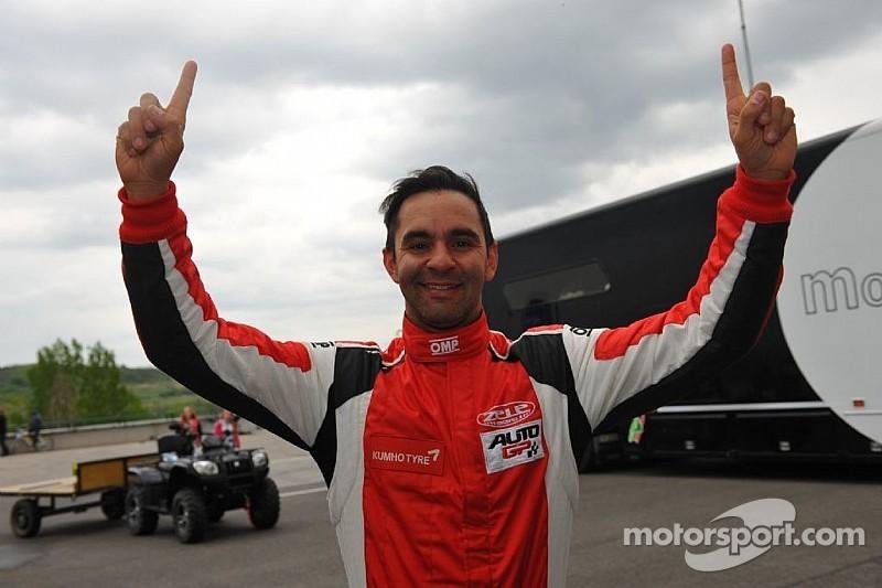 Пиццония завоевал поул в первой гонке Auto GP