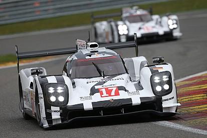 Гонщики Porsche заняли первые три места по итогам квалификации в Спа