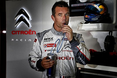 Big crash for Loeb in Hungary, as Lopez tops first practice