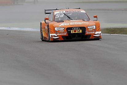 Green obtiene la pole para el inicio del DTM