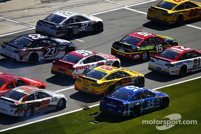 A restrictor plate refresher for Talladega time trials