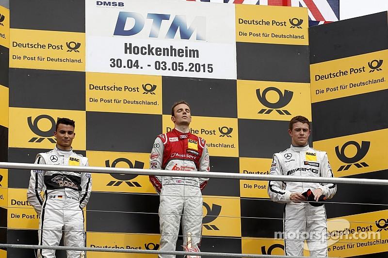 Green venció en una accidentada carrera del DTM