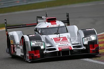 Spa, H+4 - Audi y croit grâce à un magistral Lotterer