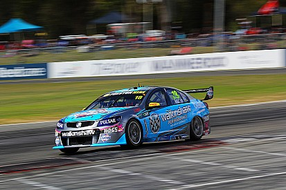 Holdsworth set to start race after roll-over