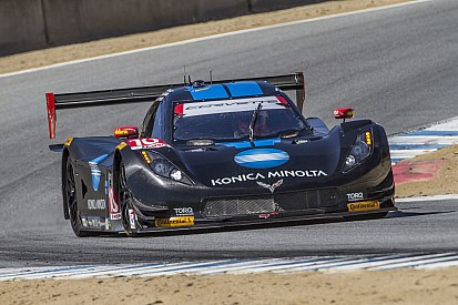 Wayne Taylor Racing Corvette takes Mazda Raceway Laguna Seca pole