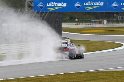 Course 2 - Mattias Ekström intouchable sous la pluie