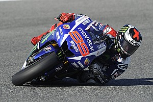 MotoGP Race report Lorenzo takes dominant first MotoGP victory of the year at Jerez