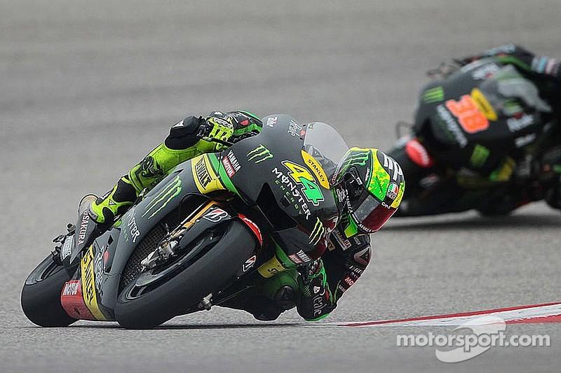 Espargaró se ve optimista después de Jerez