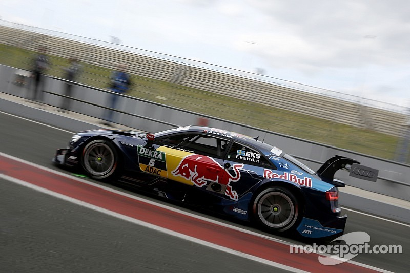 Triple lead for Audi in the DTM