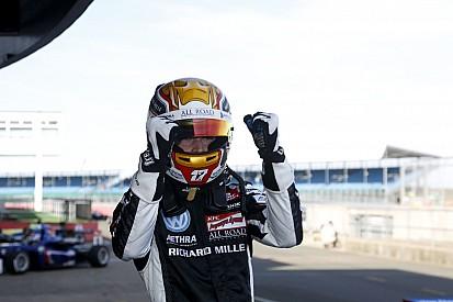 Leclerc remporte son duel face à Rosenqvist