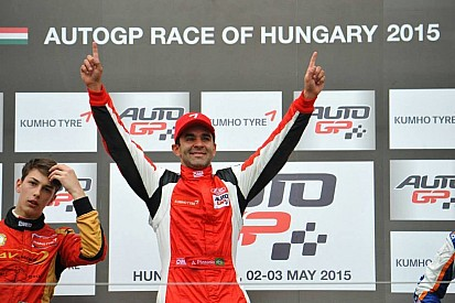 Pizzonia tuvo revancha en la Auto GP