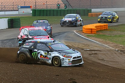 Solberg wins in Hockenheim as World RX proves a big hit with DTM fans