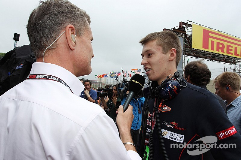 Култард: Квяту по силам стать первым российским победителем Гран При
