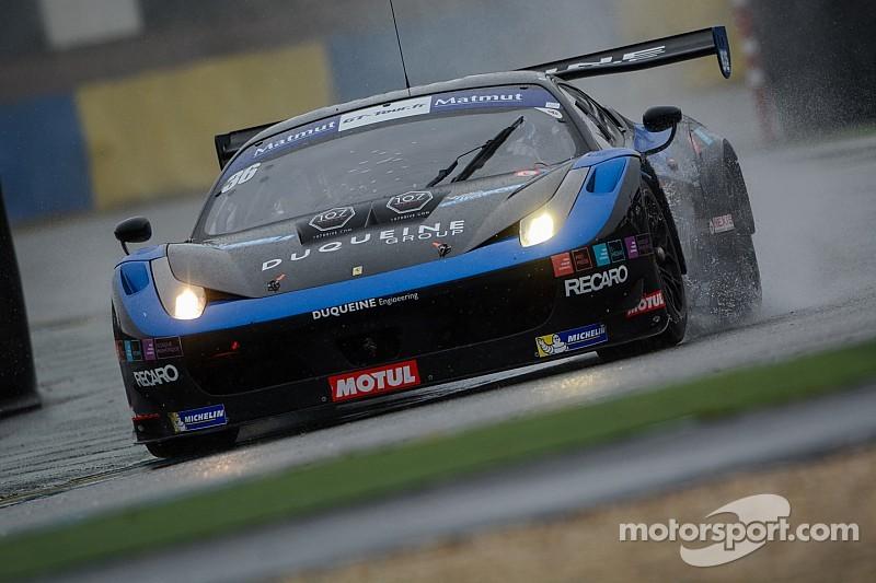 Duqueine Engineering et Sport Garage au top au Mans