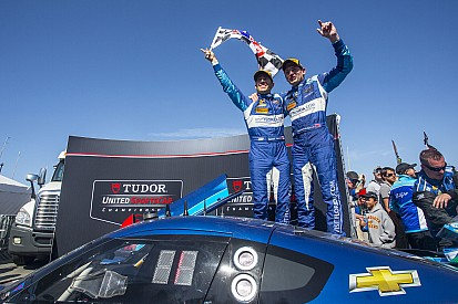 Westbrook, Valiante take TUDOR Championship win at Laguna