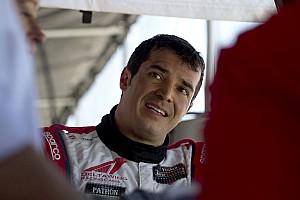 Memo Rojas, frustado con rendimiento de su auto