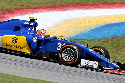Marciello de retour dans le baquet Sauber vendredi à Barcelone