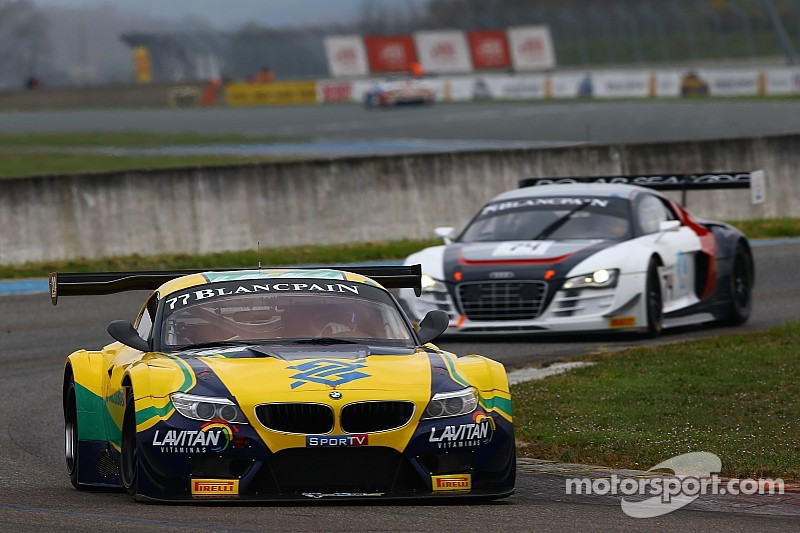 Blancpain GT Series de regreso a Brands Hatch