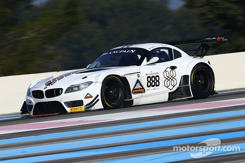 Triple Eight BMW joins Brands Blancpain Sprint field