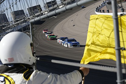 Competitors question decision not to throw yellow flag, NASCAR responds