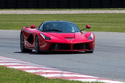 Vidéo - Quatre Ferrari mythiques en piste à Fiorano