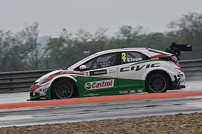 Tarquini says Honda must challenge Citroen for WTCC wins