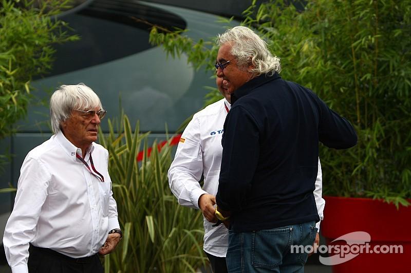 """""""El pequeño buen dictador"""" mejor para la F1 - Briatore"""