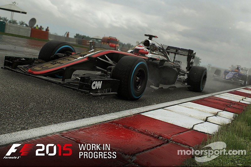 F1 2015 - L'immersion totale