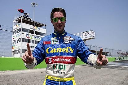 """Rubén García Jr. repite en """"NASCAR Next 2015"""""""