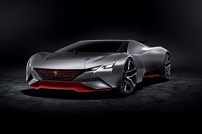 Peugeot présente sa Vision Gran Turismo