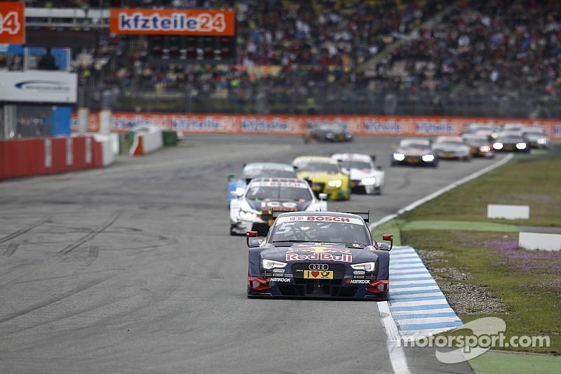 "Ekstrom laments loss of ""proper"" DTM qualifying"