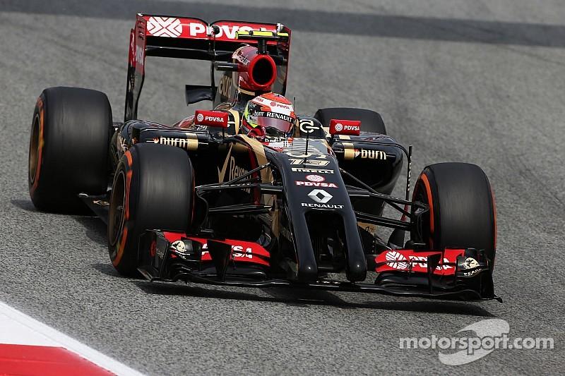Lotus falla en un crash test