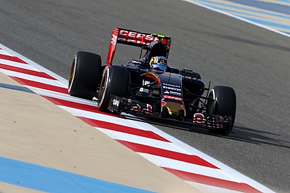 Toro Rosso needs strong showing in Spain, says Sainz