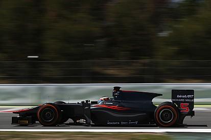 Vandoorne signe une sixième pole position consécutive !