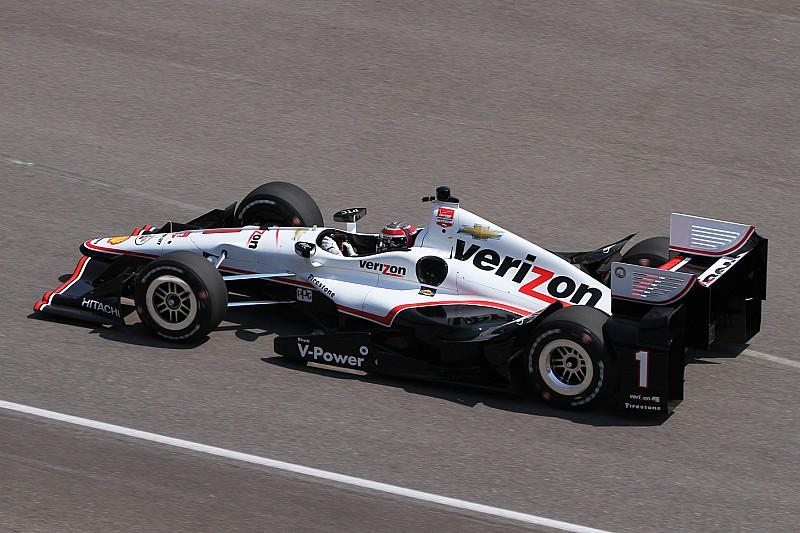 Qualifs - Will Power domine la concurrence à Indianapolis