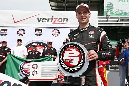 Will Power con la pole position para Indianápolis